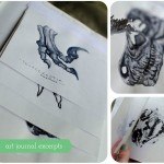 art journal: the dinosaur edition