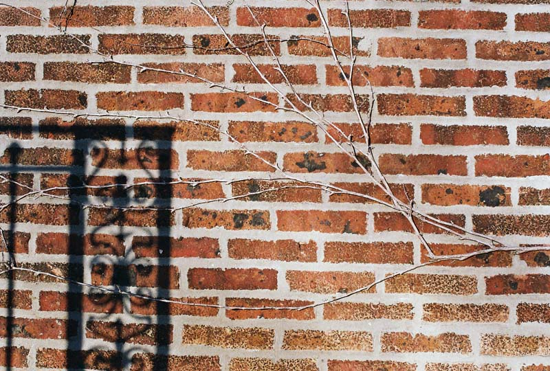 Brick Detailing ©DL Hudson 2014, All Rights Reserved