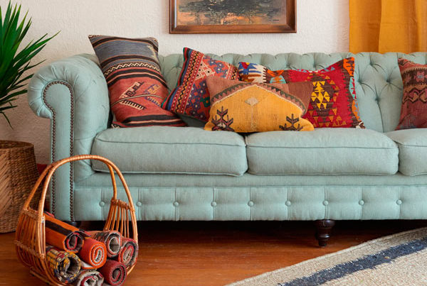Orange and Blue, Curated Homegoods Milwaukee, ©Andrea dre L Hudson 2016, All rights reserved