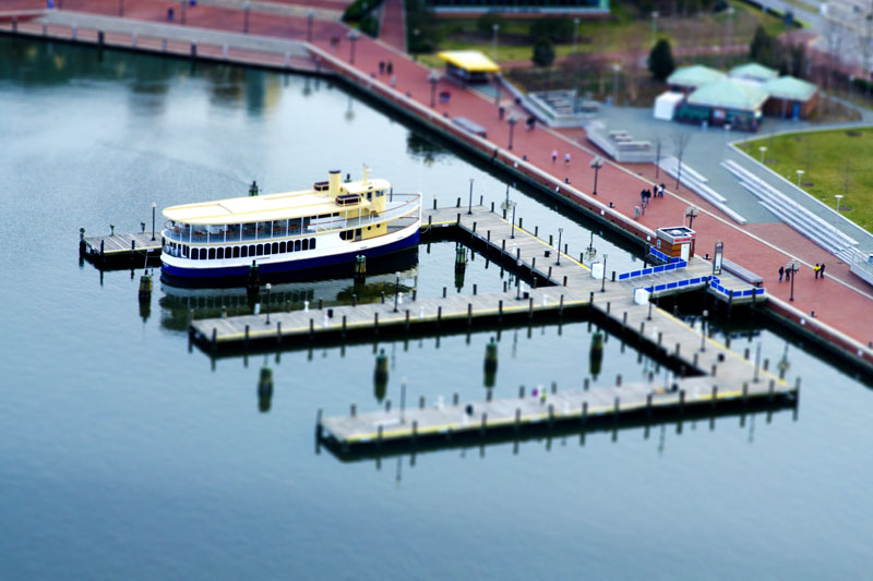 Miniature Baltimore | ©Dre Lynn Hudson 2013, All Rights Reserved
