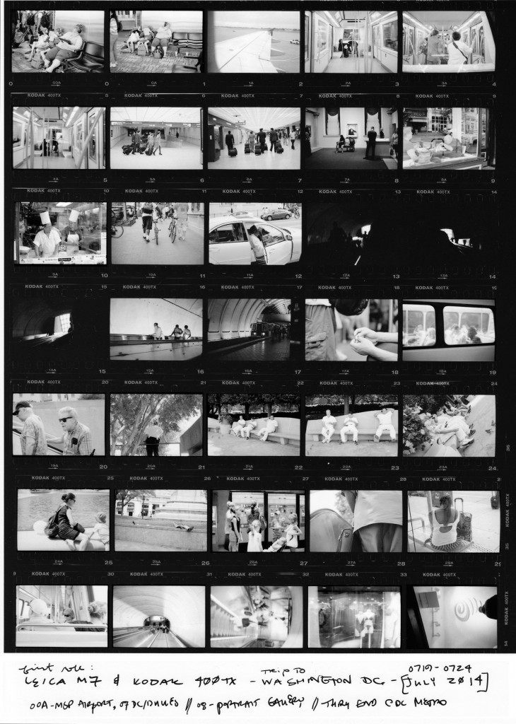 Leica M7 Contact Sheet //©DL HUDSON 2014, ALL RIGHTS RESERVED