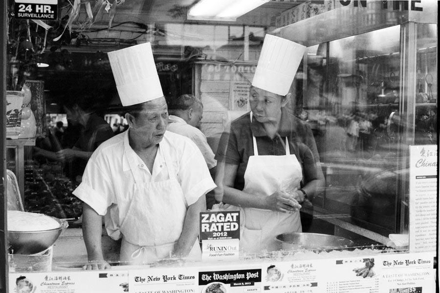 Leica M7 // DC // Chinatown // DL Hudson 2014