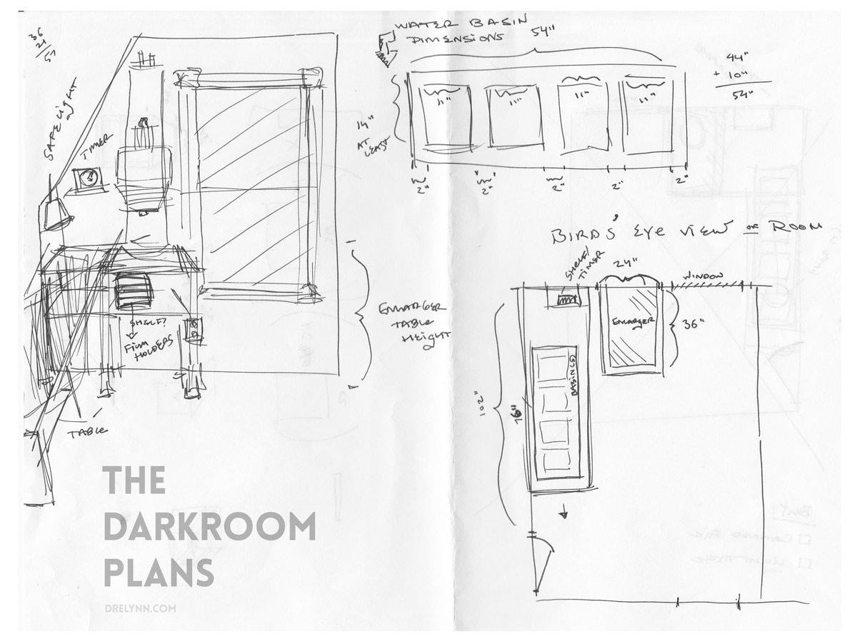 Apartment Darkroom