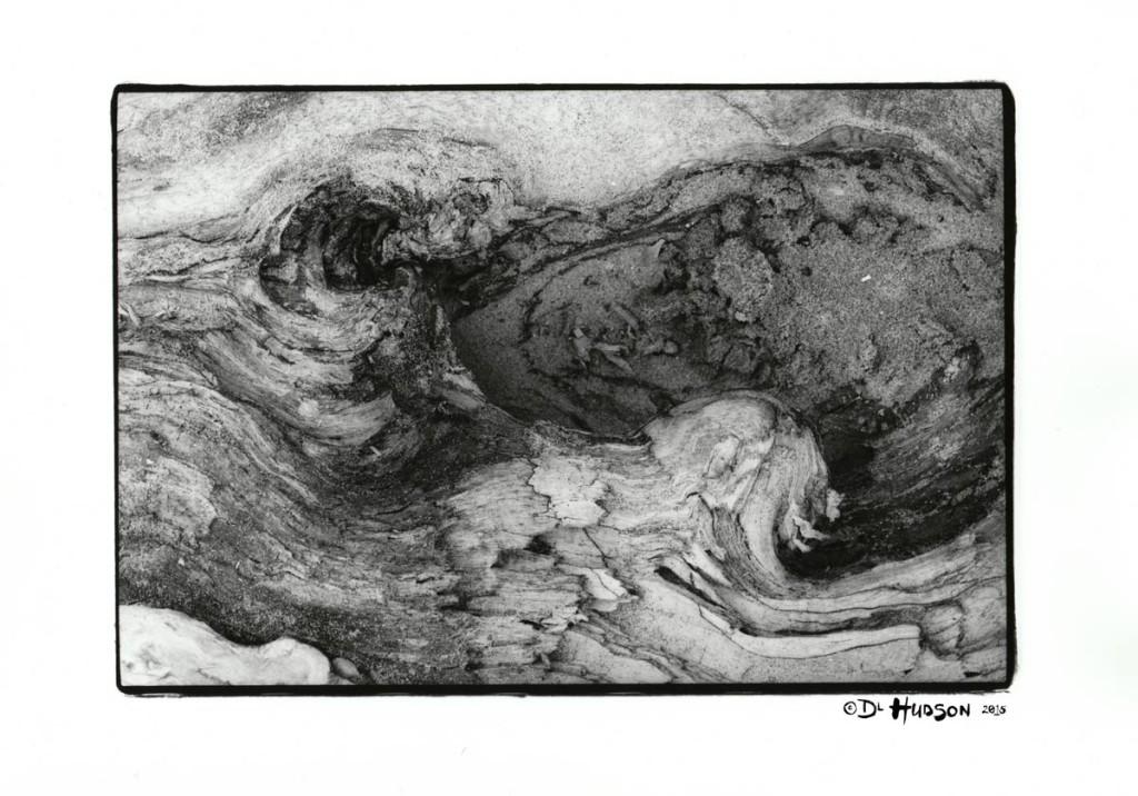 Beachwood Darkroom Print on Ilford Multigrade FB Classic Matt Paper