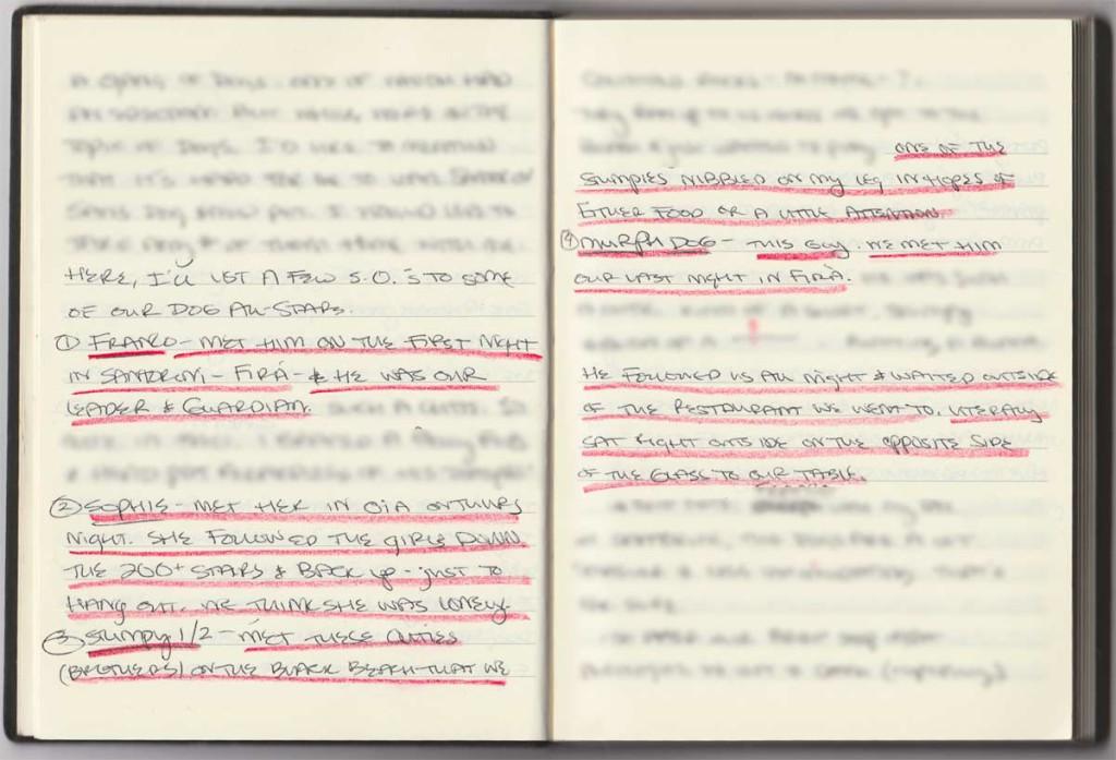 Study Abroad Journal Entry // Dre Lynn Hudson