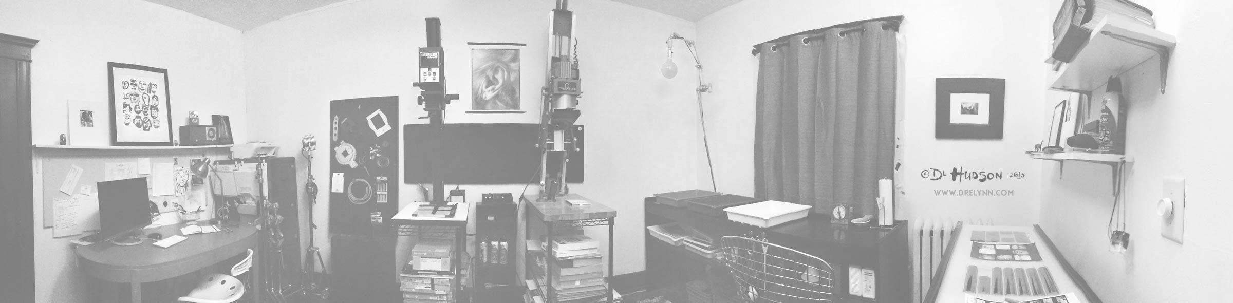 Apartment Darkroom v2.0