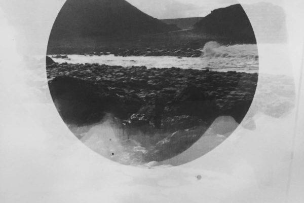 Darkroom Print of Giant's Causeway, Ireland / ©Andrea Dre L Hudson 2016